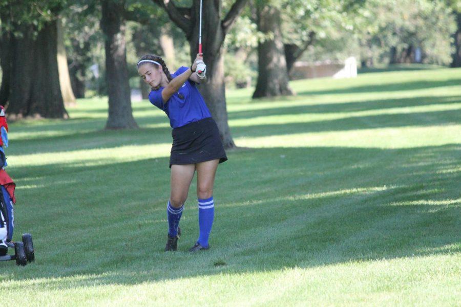 Girls Golf Season Overview