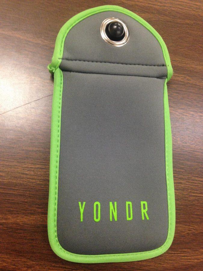 finest selection 63466 f4c11 Yondr, The New Phone Case Where You Can't Use Your Phone – The Criterion