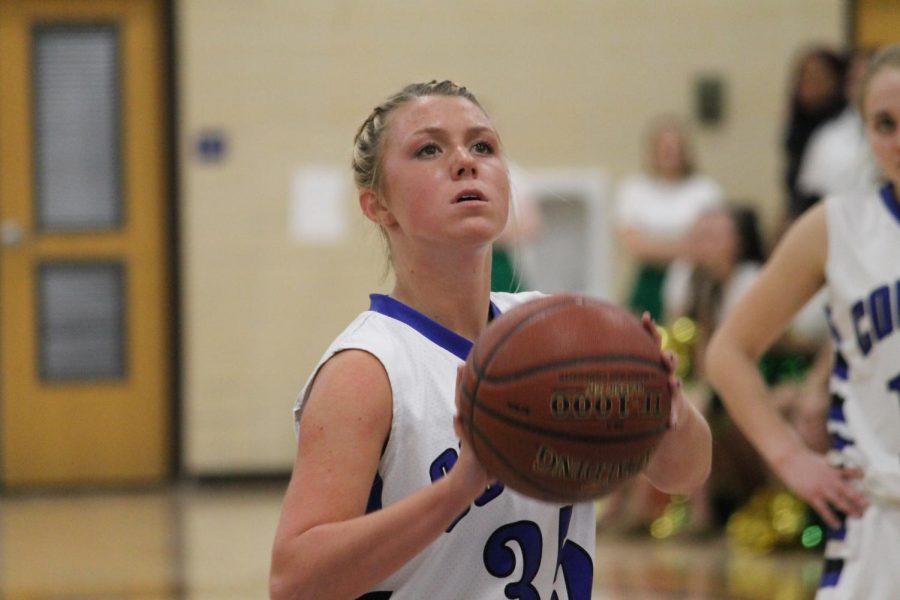 JV Girls Basketball scores BIG against cross-town rival