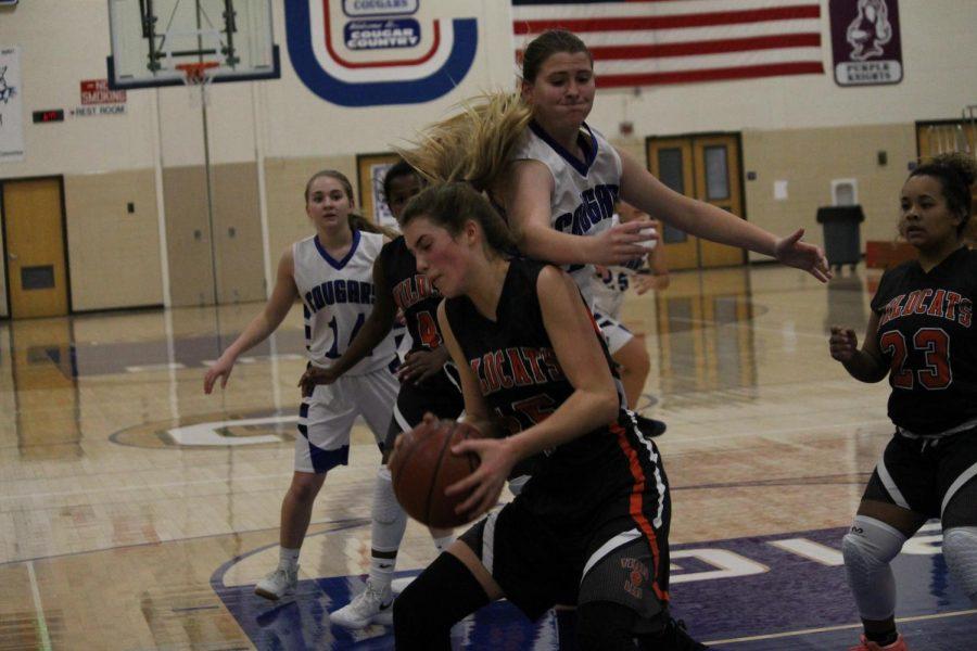 JV Girls Basketball vs. Verona