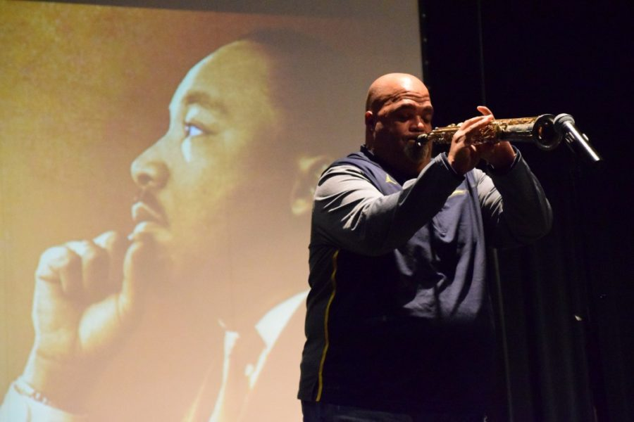 HOPE is here: a lesson from the 3rd Annual MLK Jr. Assembly