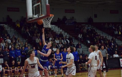 Cougar boys win regional semifinal over rival Middleton