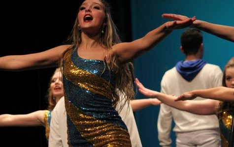 Craig show choirs shake up the stage