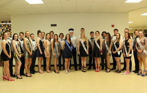 Homecoming Court Pictures