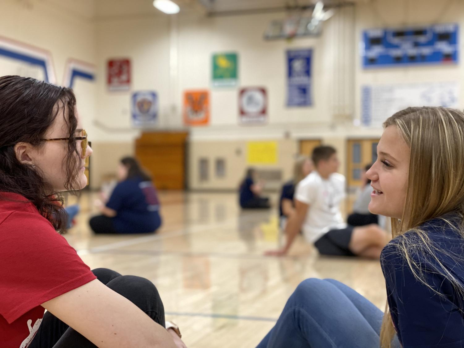 Link Crew conference brings groups together