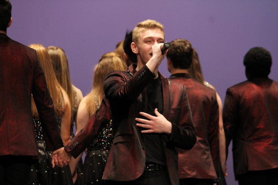 Spotlight on Seniors: Parker Rundquist pursues passion in music