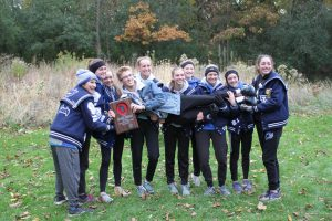Cross Country Athletes making history