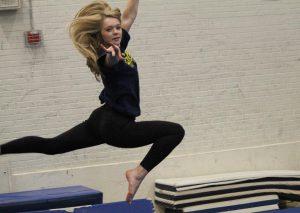 Freshman Feature: Natalie Ziebell