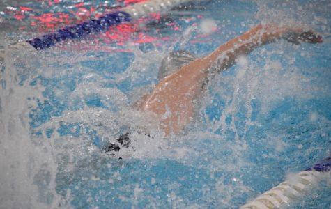 Parker vs. Craig Boys Swim Meet