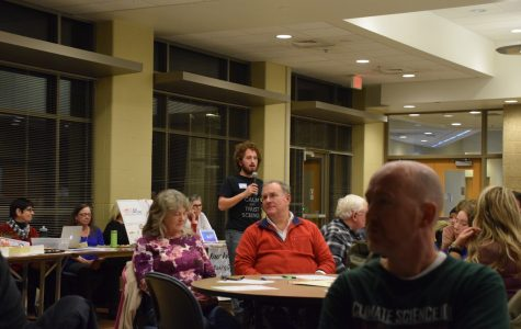 Community organizes for climate action