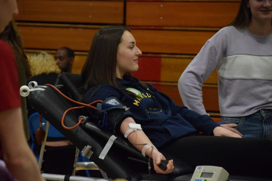 Winter Blood Drive 2020