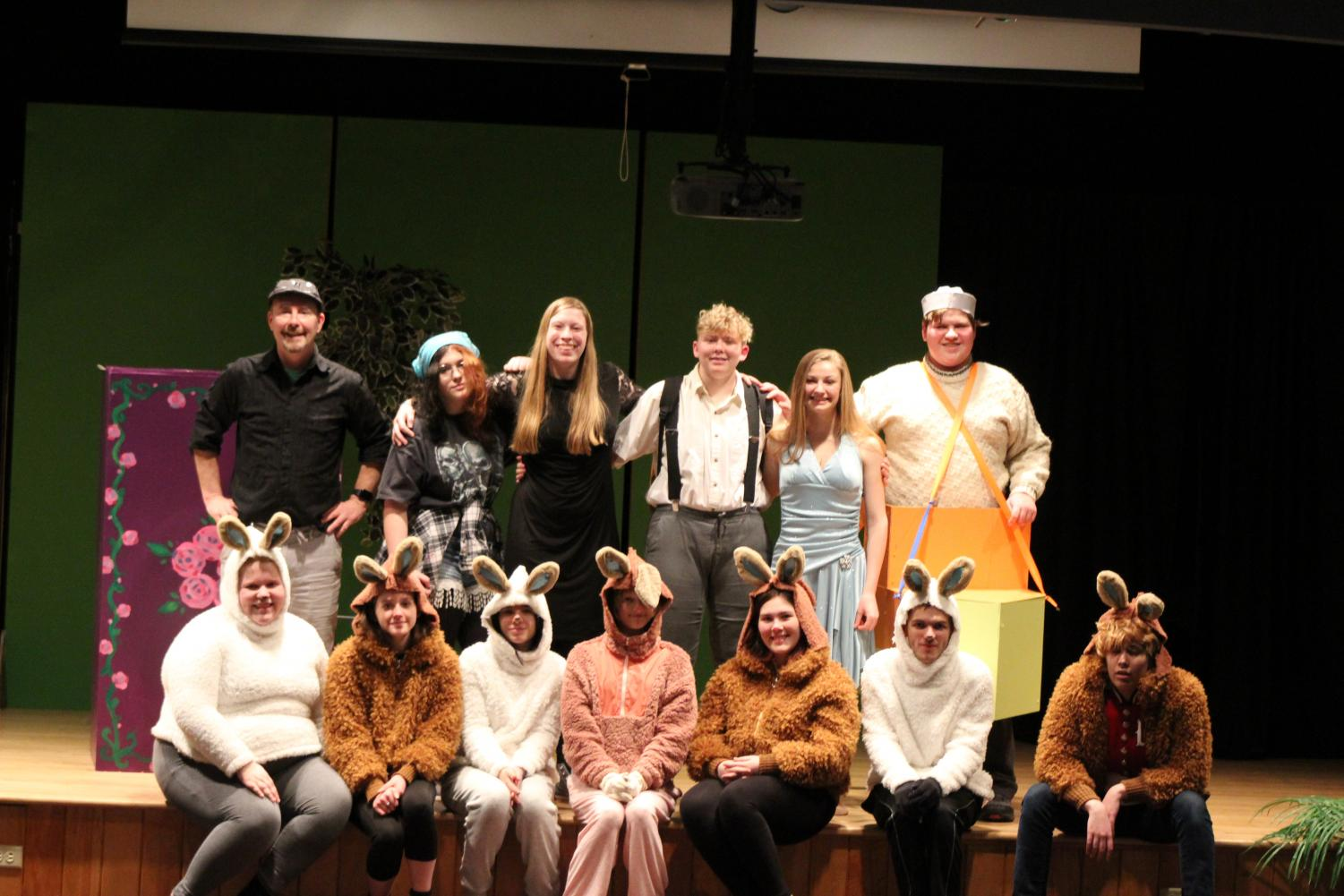 Live theater comes to Craig!