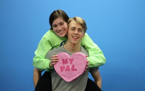 1st: Hannah Dunlavy and Zach Denzer