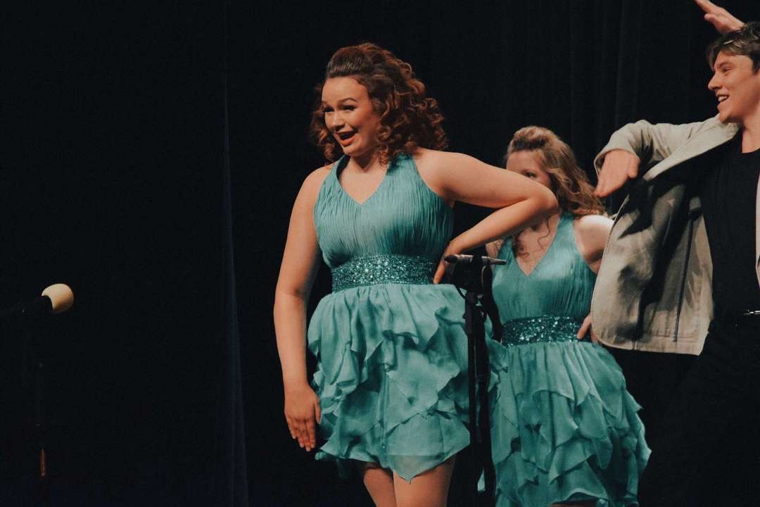Spotlight on Seniors: Showstopper Olivia Luster wows the crowd