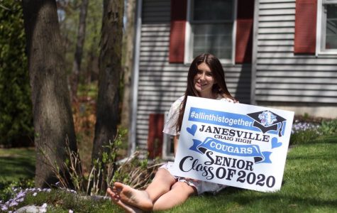 Spotlight on Seniors: Gabriella Petruzello leads the way