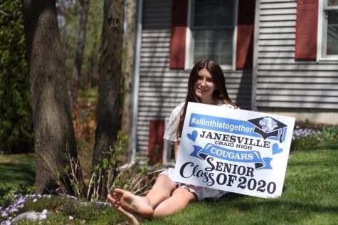 Spotlight on Seniors: Gabriella Petruzello leads the way