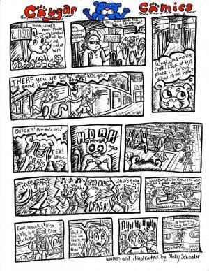 Cougar Comics 2
