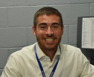 Mr. Zach Gavin is Craig's new dean of students. He is from De Pere, Wisconsin, and taught Spanish for the past four years.