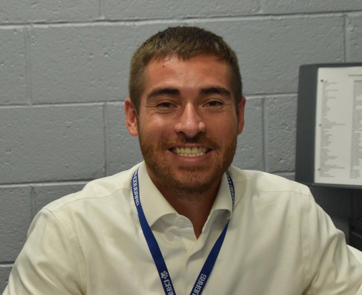 Mr. Zach Gavin is Craig