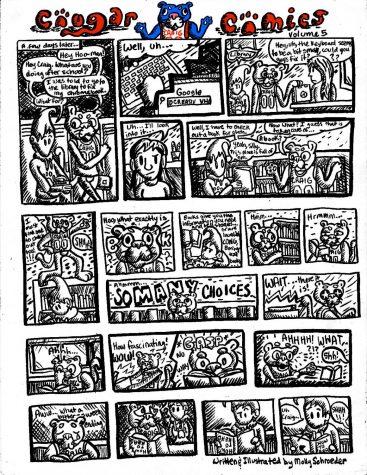 Cougar Comics 5