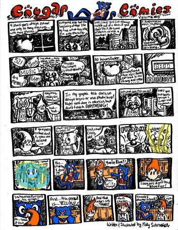 Cougar Comics 6