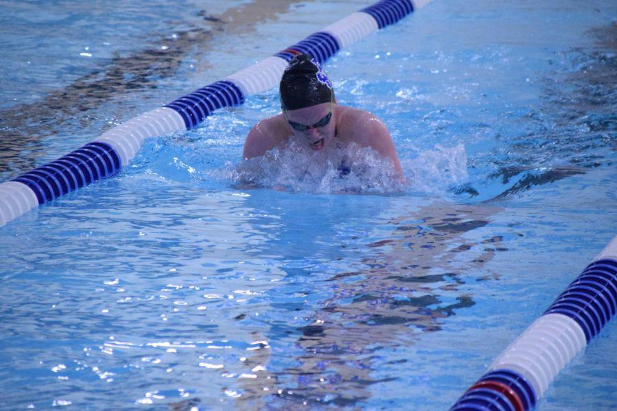 Ally Donagan breaststroke 2