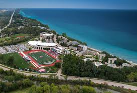 Carthage College - located in Kenosha, WI