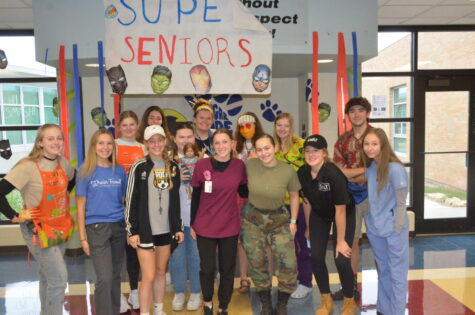 Homecoming Wednesday: Career and Decade day