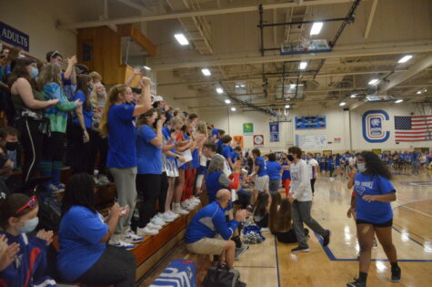 Homecoming 2021 Pep Assembly